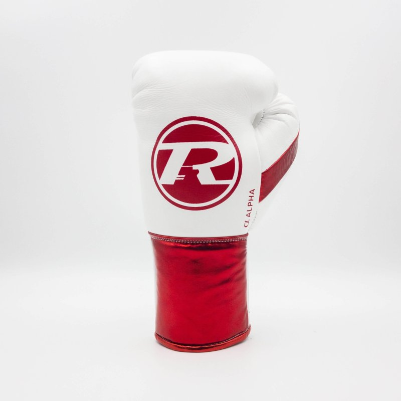 Pro Contest Alpha Glove White/Red