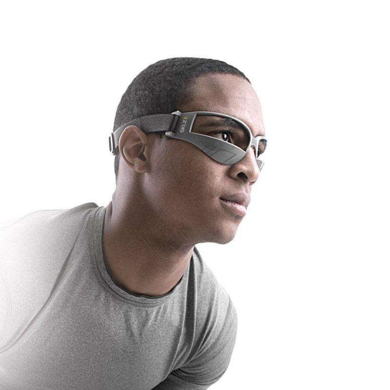 SKLZ Court Vision dribla aizsargbrilles - aksesuārs basketbola treniņam