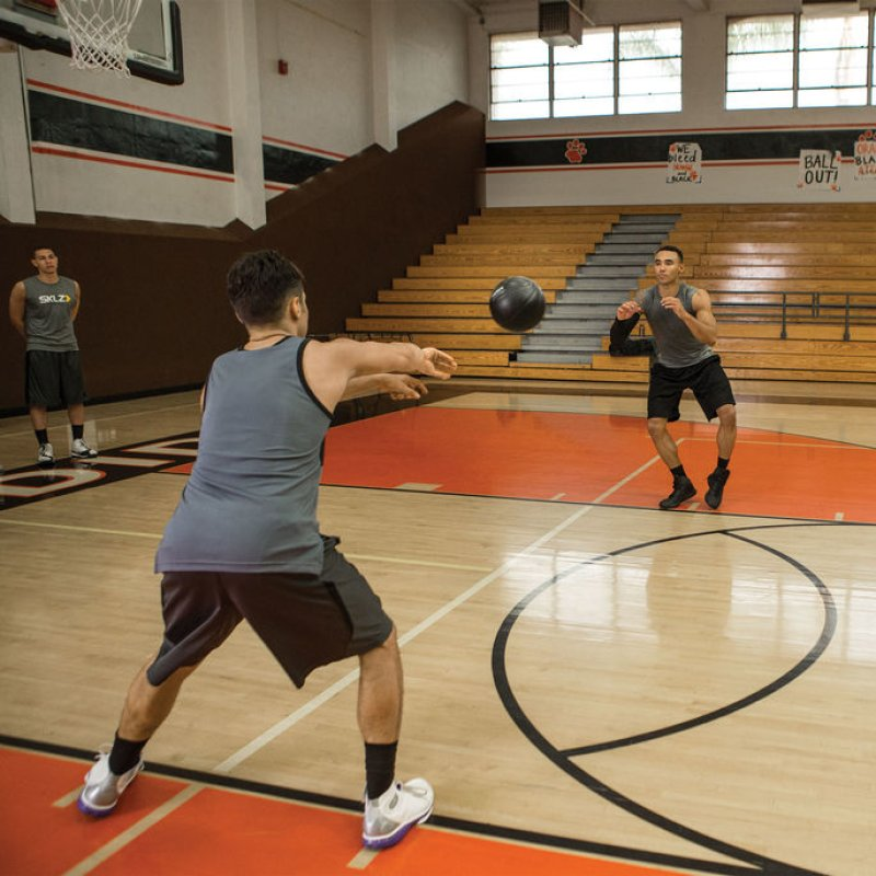 Heavy Weight Control Basketball