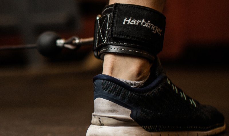 "Heavy Duty Ankle Cuff - 3"""