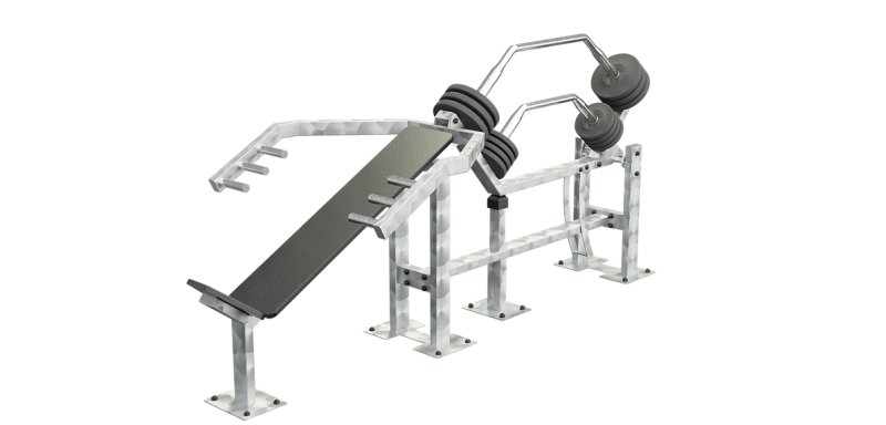 IVE Incline Bench Press