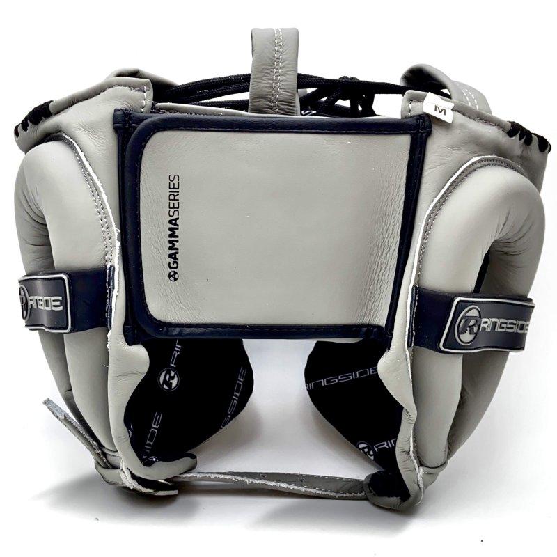 Gamma Series Limited Edition Cheek Head Guard Grey/Black