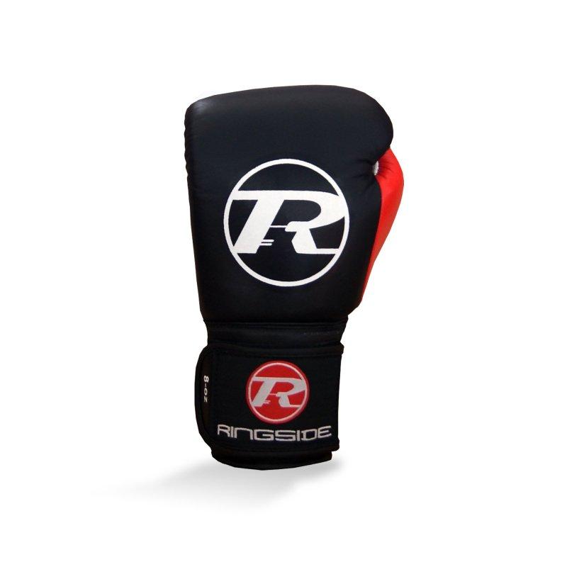 Junior Training Glove 8oz Black / Red / White, Size: 8oz