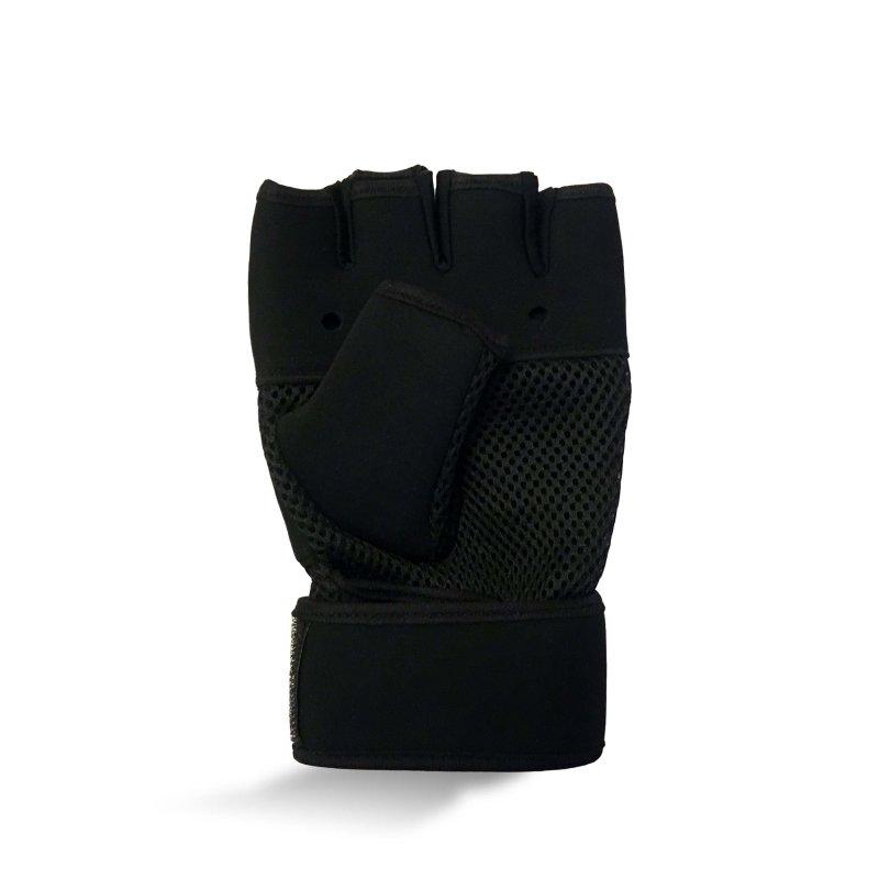 Super Pro Gel Hand Wraps Black