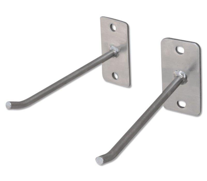 Universal Mat Holder 2 pcs., wall mount