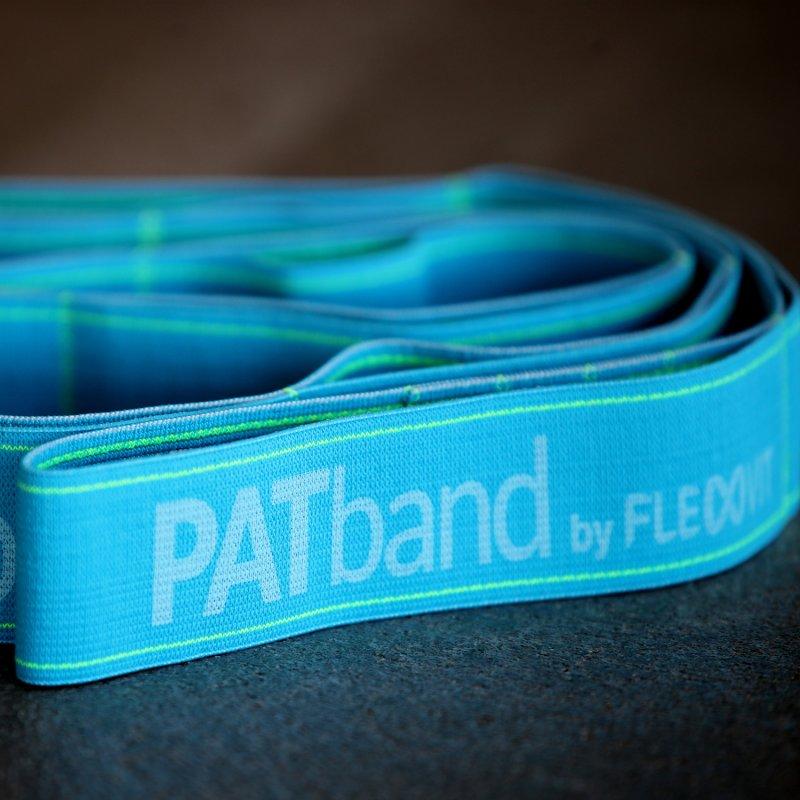 "FLEXVIT PATband, ""power"" (heavy, azur)"