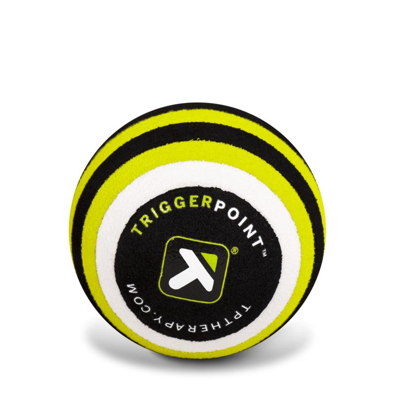 TriggerPoint MB1 - 2.5 INCH MASSAGE BALL - GREEN/BLACK/WHITE