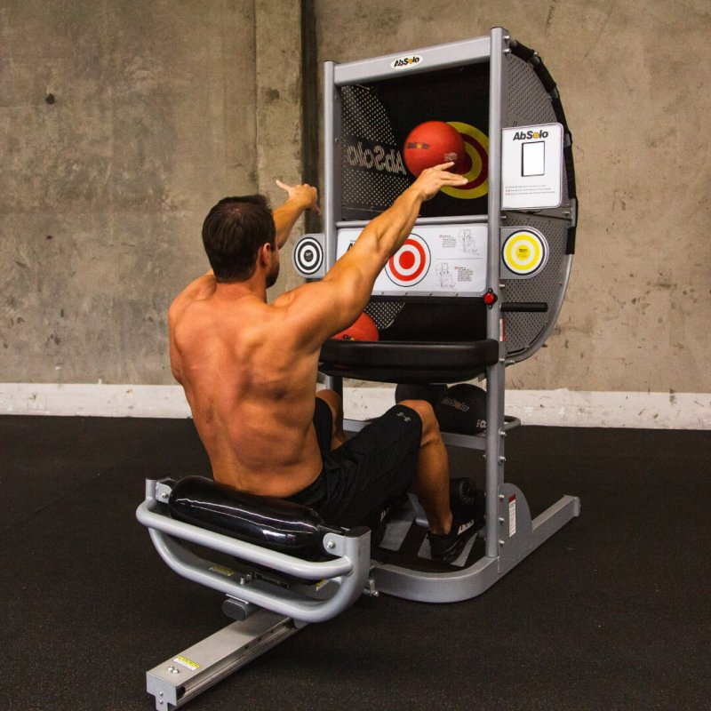ABSOLO CT3000 Core Abdominal Training Machine