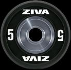 ZVO Rubber Training Bumper Discs