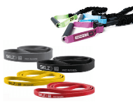 Fitness and strength bands