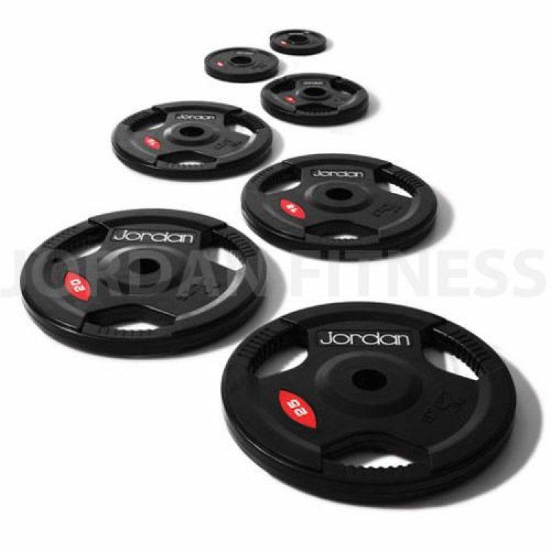 Jordan Black rubber disc with hand grip