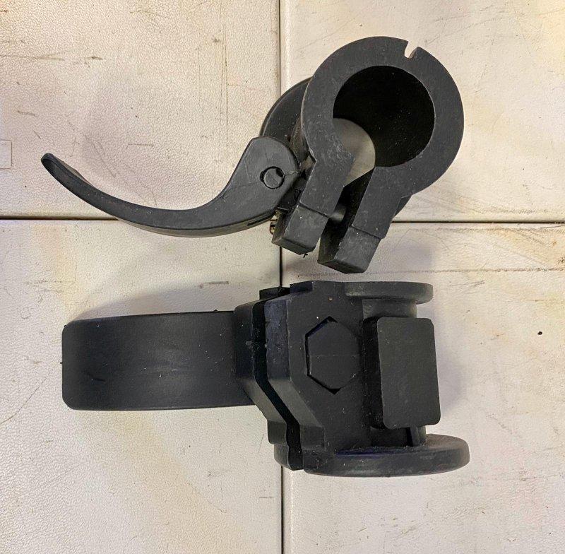 FitPro fiksācijas atslēgas stienim, 28mm stienim
