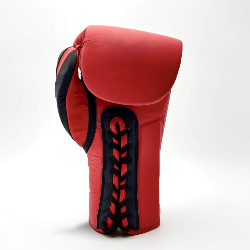 Gamma Series Limited Edition Lace Glove Red/Black