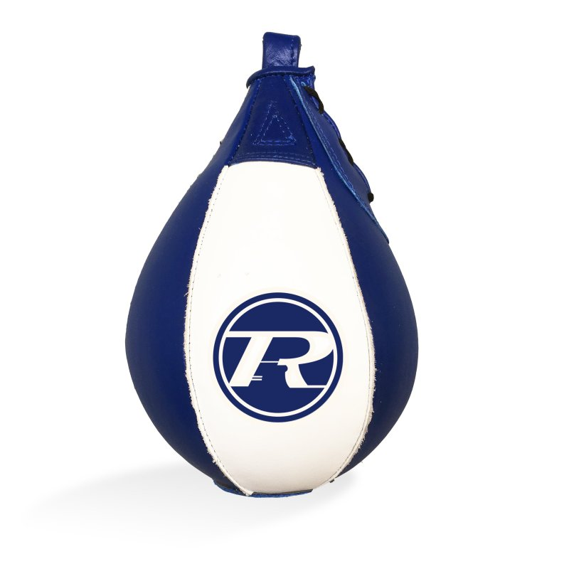 Synthetic Leather Speed Ball Blue / White