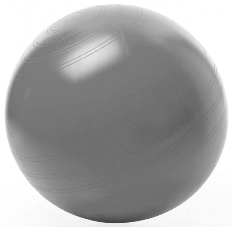 Sitzball ABS® 75 cm bumba,sudraba