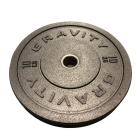 Gravity Olympic Rubber Bumper Plates