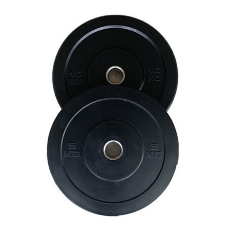 Gravity D Black Rubber Bumper Plate, Diameter 52mm, psc