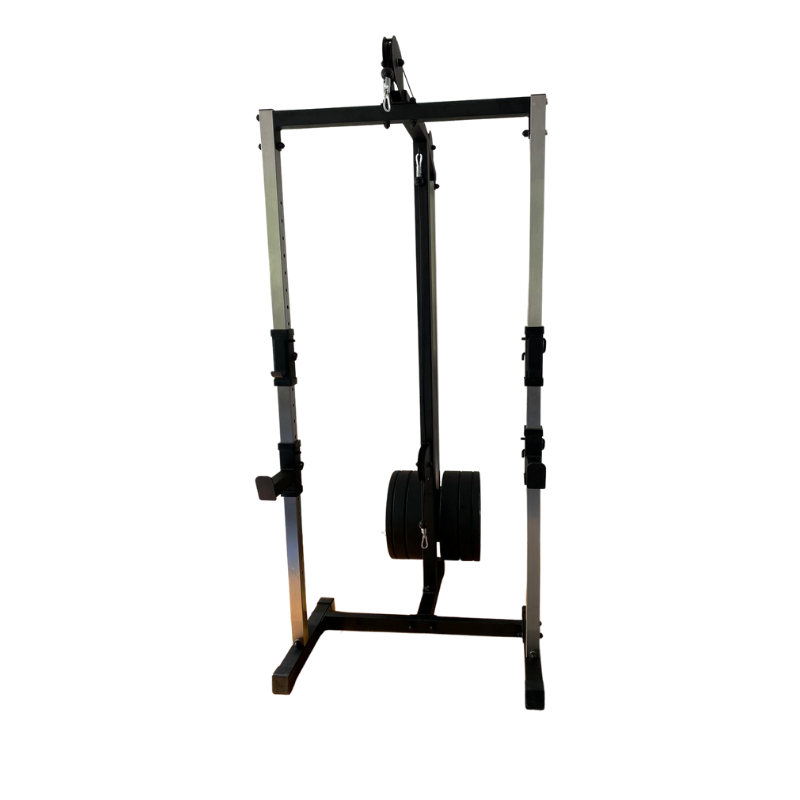 Gravity Z Half Rack with Cable Column