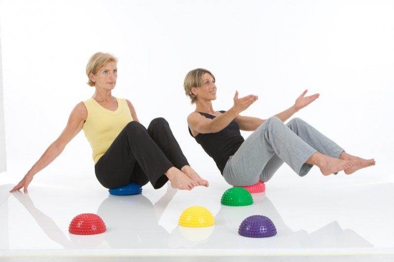 Senso® Balance ezis komplekts,dažādas krāsas