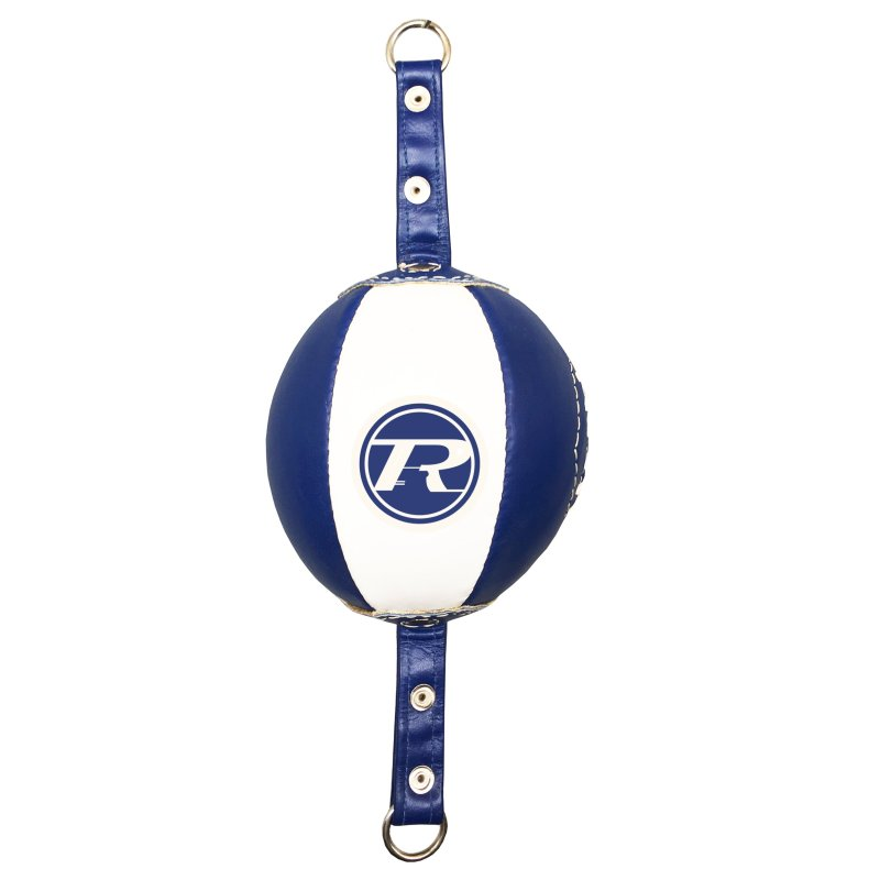 Synthetic Leather Reaction Ball Blue / White