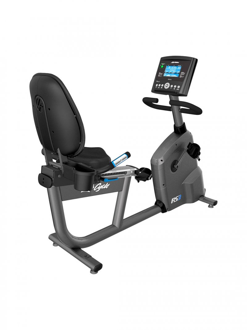 RS3 Recumbent Bike with GO Console
