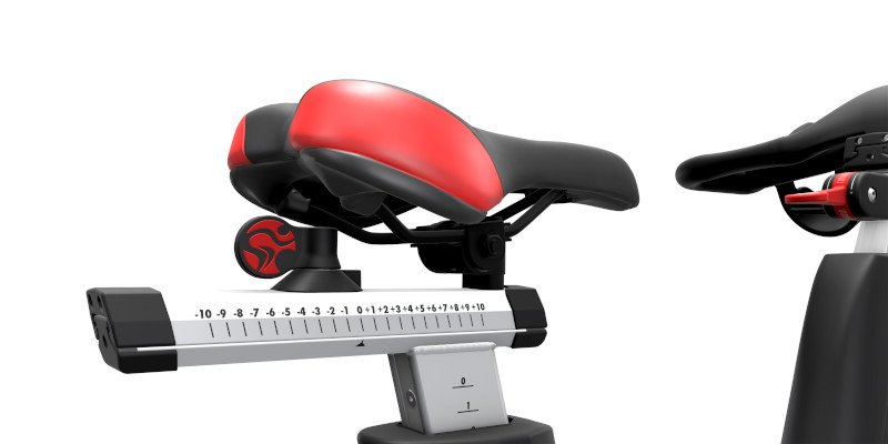 Group Exercise Bike IC6 with 2.0 Console