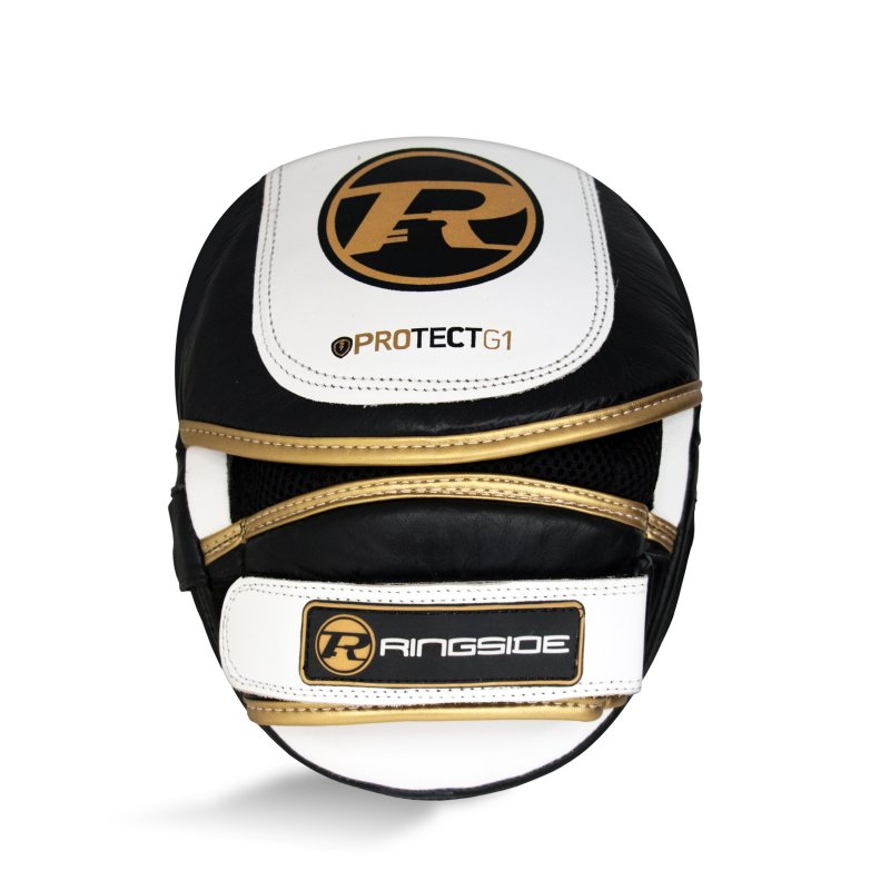 Protect G1 Focus Pads White / Black / Gold