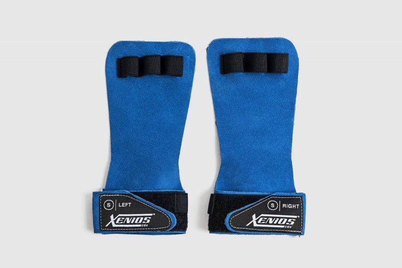 EVO 3 Fingers Gymnastic Grip - BLUE