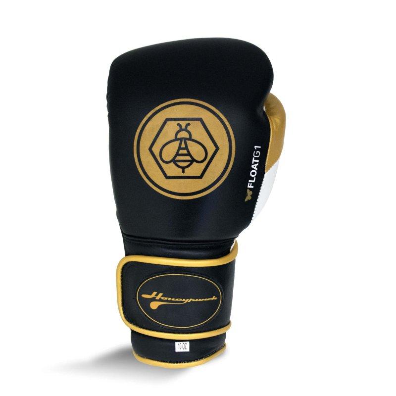 Honey Punch Float G1 Series Pro Spar Glove Black / Gold / White