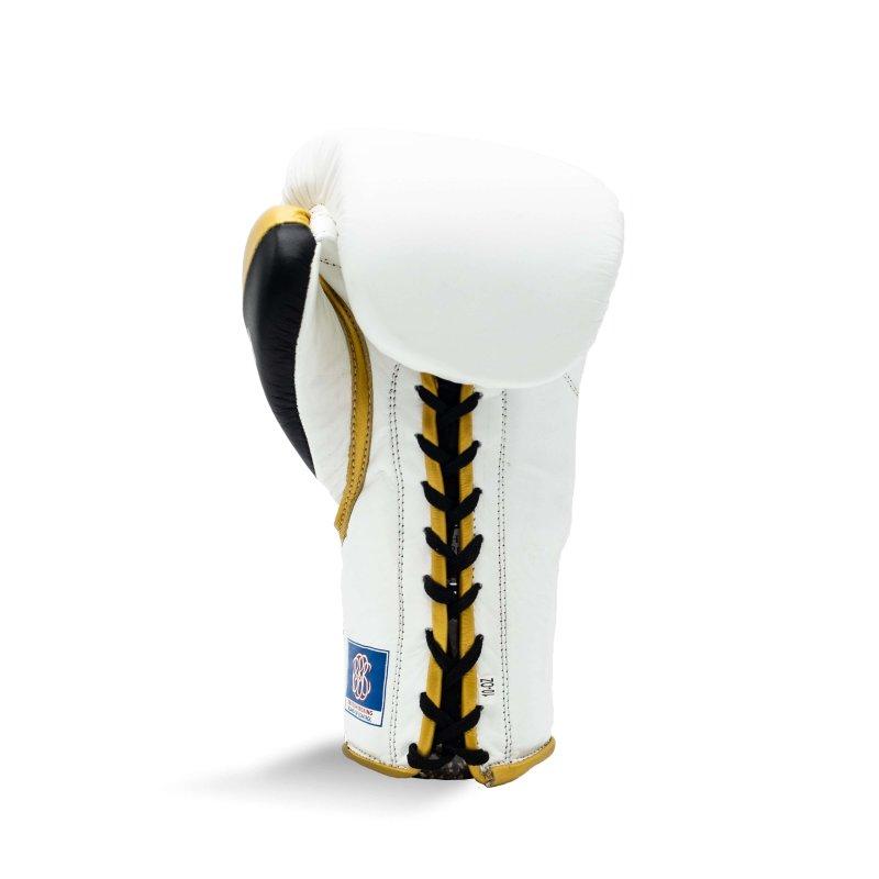 Pro Contest Glove RS1 White/Gold