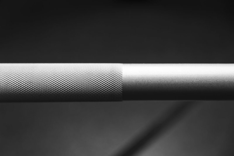 "ALU TECHNIQUE BAR - 86"" Aluminum Technique Bar w/6 bearings (2x double-case needle + 4x ball) - 100"