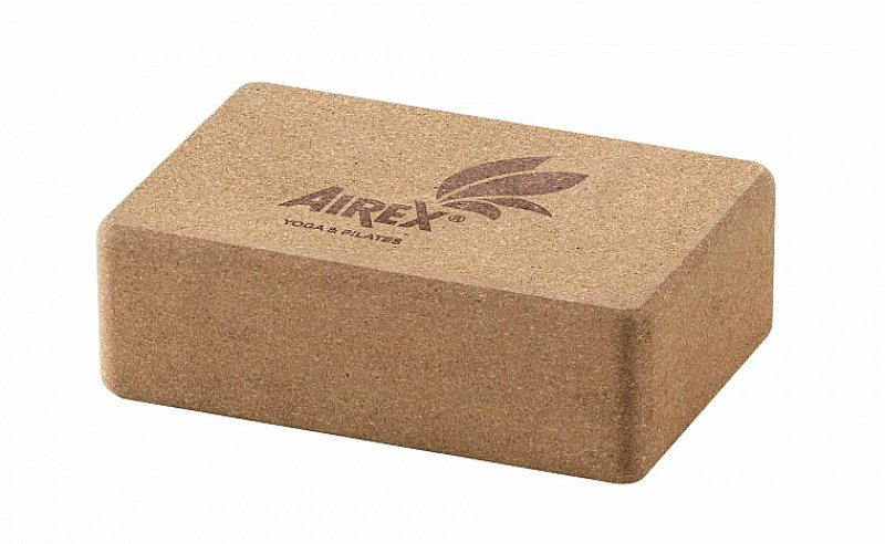 AIREX® Yoga ECO Cork Block Natural cork