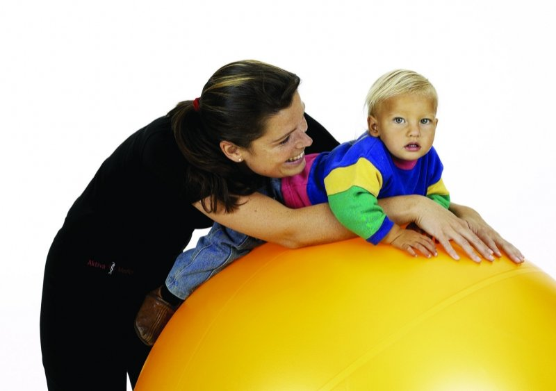 Theragym® Ball ABS®, blue-purple, 85 cm