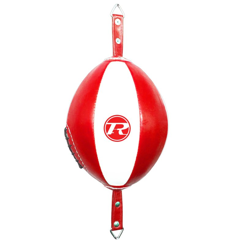 Synthetic Leather Deluxe Floor to Ceiling Ball Red / White