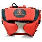 Gamma Series Limited Edition Cheek Head Guard Red/Black