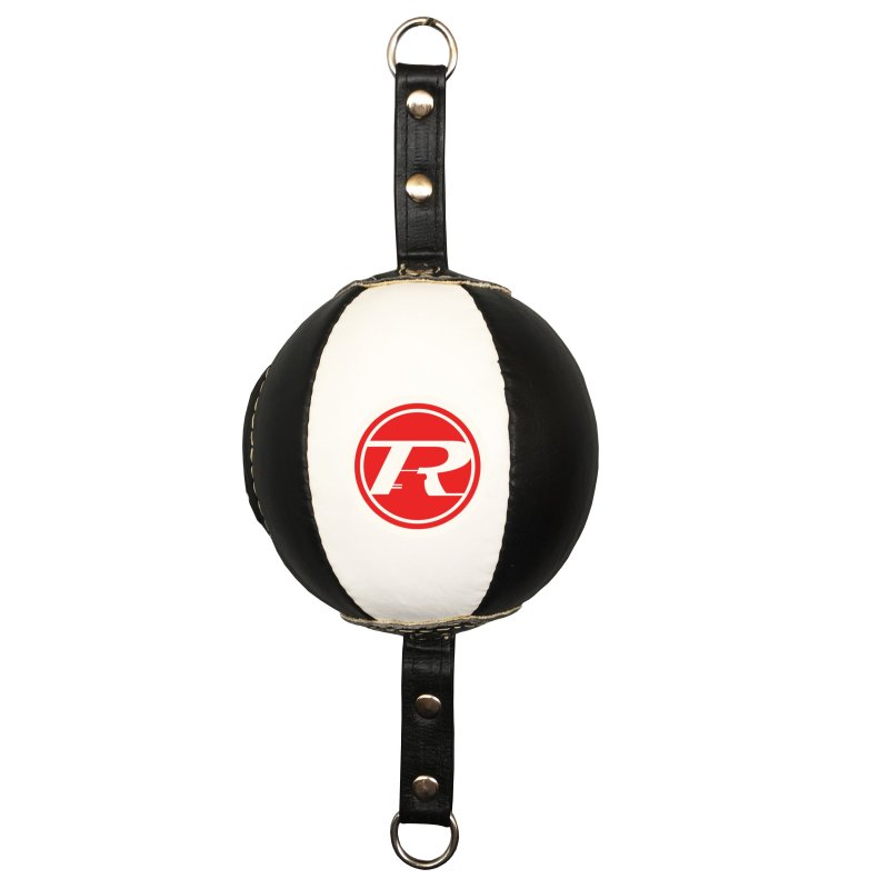 Synthetic Leather Reaction Ball Black / White