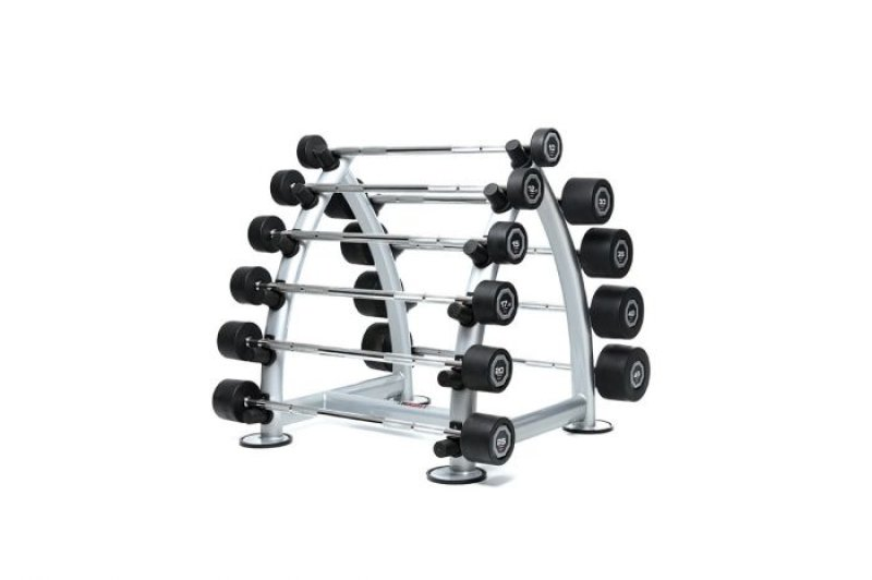 SBX Rubber Barbell