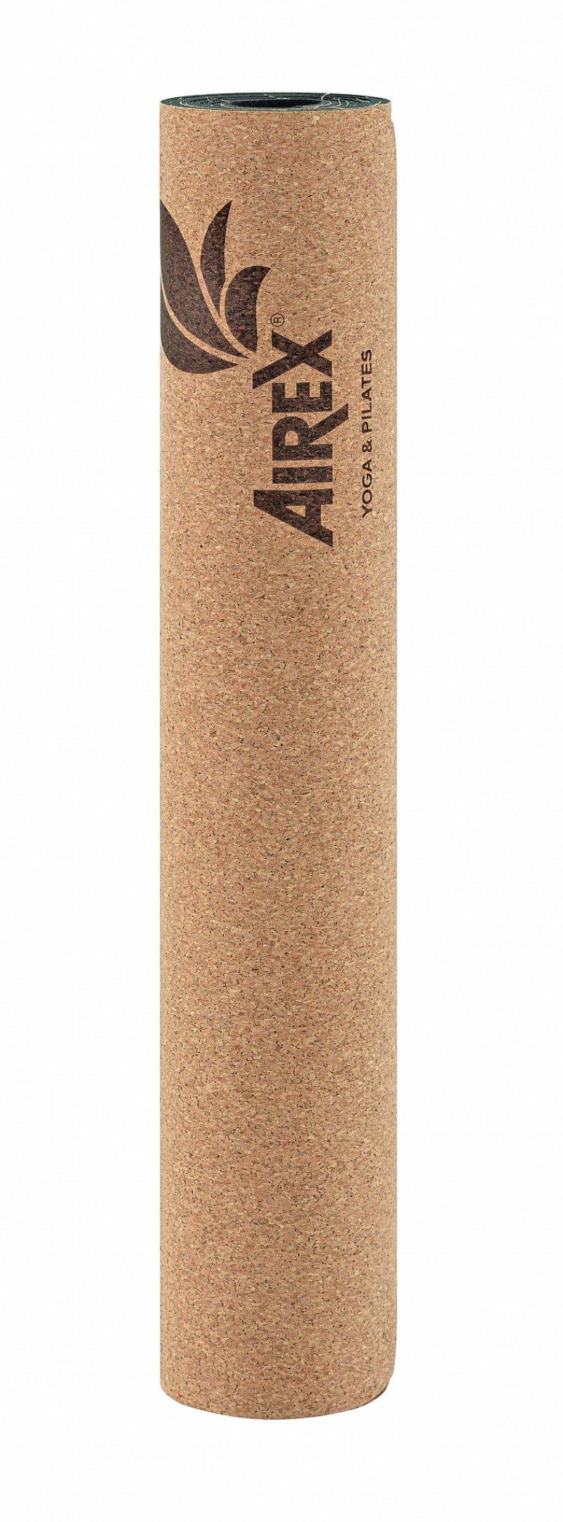 Airex ECO Cork jogas paklājs, dabīgs korķis
