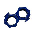 Gravity D Lock Jaw Collar, black, 50 mm