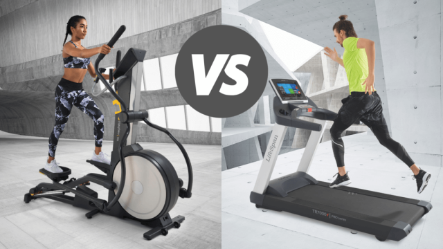 Elliptical vs Treadmill - which one to choose?