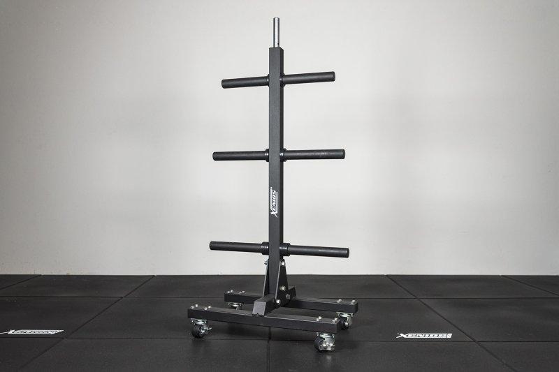 Vertical Plates Tree w/wheels