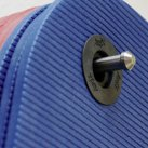 AIREX® Flexible eyelets for mat storage