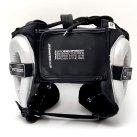 Pro Equipment Ultra Pro Spar Cheek Head Guard Black/Silver