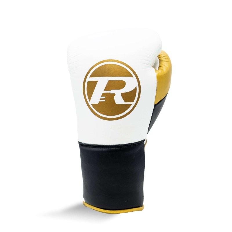 Pro Contest Glove RS2 White/Gold