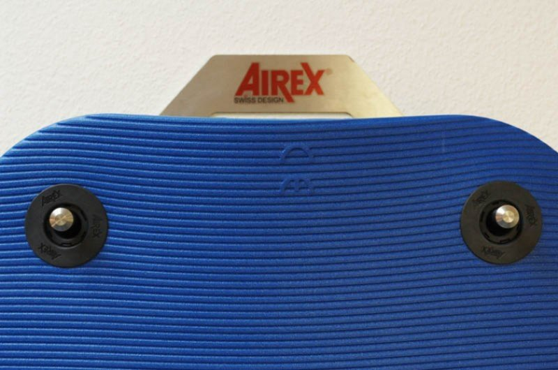 AIREX® Wall bracket type 40 with eyelets