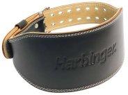 """Harbinger 6"""" Padded Leather Belt, Black"""