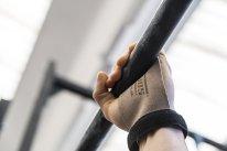2 Fingers Gymnastic Grip - Genuine Leather