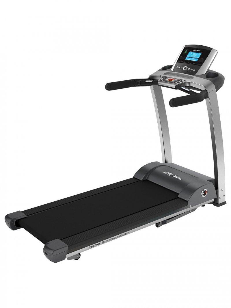 F3 Folding Treadmill with GO console
