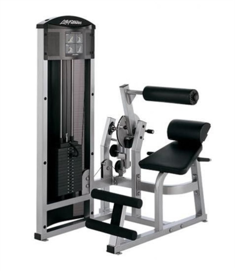 Life Fitness Fit Series Abdominal/Back extension