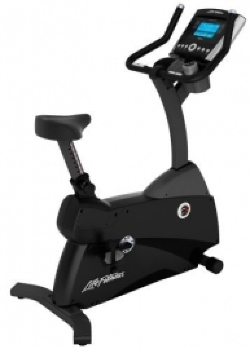 C3 Upright Lifecycle Exercise Bike with GO Console